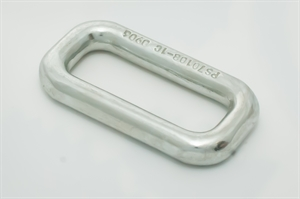 Picture of Forged Alloy Steel Link, Solid For Harness  (70108)