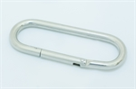 Picture for category 316 Stainless Steel Oval Spring Hook Long Type