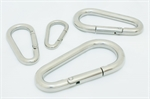 Picture for category 316 Stainless Steel Pear Shaped Spring Hook