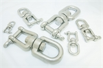 Picture for category 316 Stainless Steel Eye And Jaw Swivel