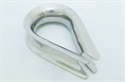 Picture of Type 316 Stainless Steel  Wire Rope Thimbles