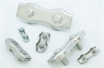Picture for category 316 Stainless Steel Wire Rope Clamps
