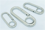 Picture for category Oval Spring Hook, Long Type With Eye